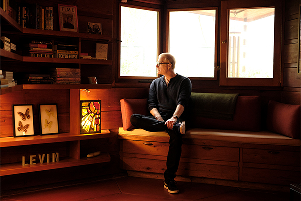 From His Frank Lloyd Wright House, Todd Levin Shows Us His Coveted Watches