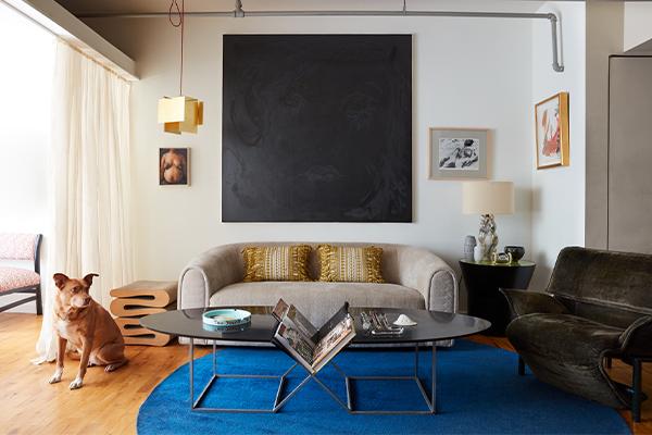 A Room We Love From the 1stDibs 50: Leyden Lewis Design Studio