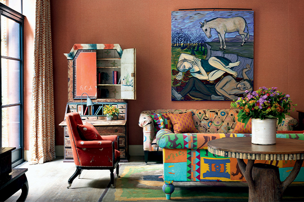 Discover the Design Secrets of British Designer and Haute Hotelier Kit Kemp