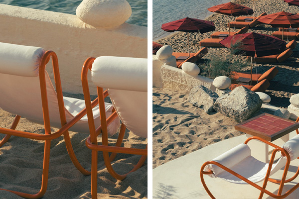Ftelia Beach Club by Fabrizio Casiraghi